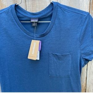 NWT Patagonia T-Shirt Women's Mainstay Tee XS
